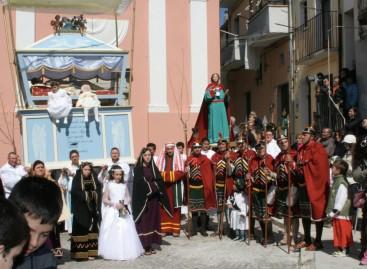 Roseto (Fg), tante storie nella rappresentazione del Venerdì Santo