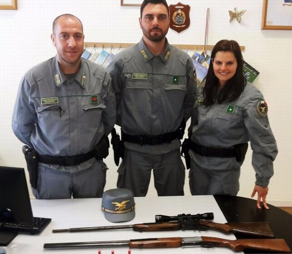 """Lesina, bracconaggio in località """"Sant'Andrea"""": denunciato un cacciatore"""
