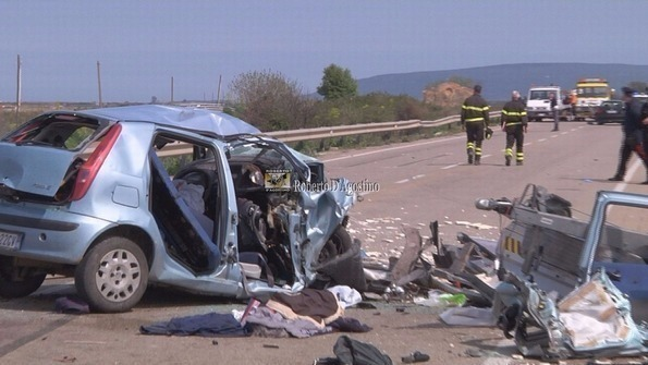 San Nicandro Garganico, grave incidente stradale: MUORE BIMBA DI 6 ANNI – 28 Marzo 2016