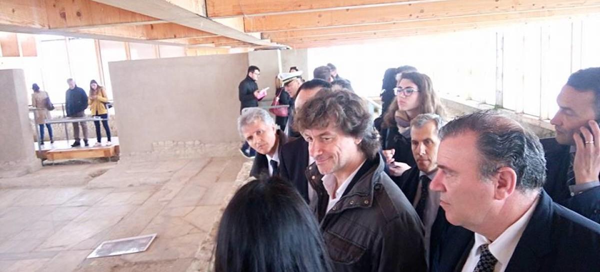 Alberto Angela ad Ascoli Satriano – FOTO