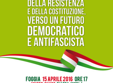 """Foggia verso il Congresso Anpi: """"I nostri giovani sono i nuovi partigiani"""""""