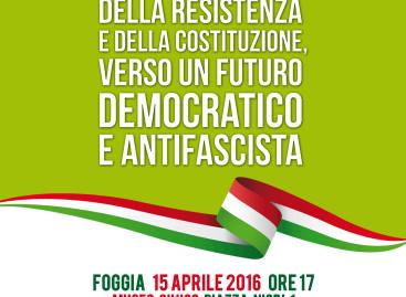 A Foggia il Congresso Anpi, a Roma la storia de Il tenore partigiano
