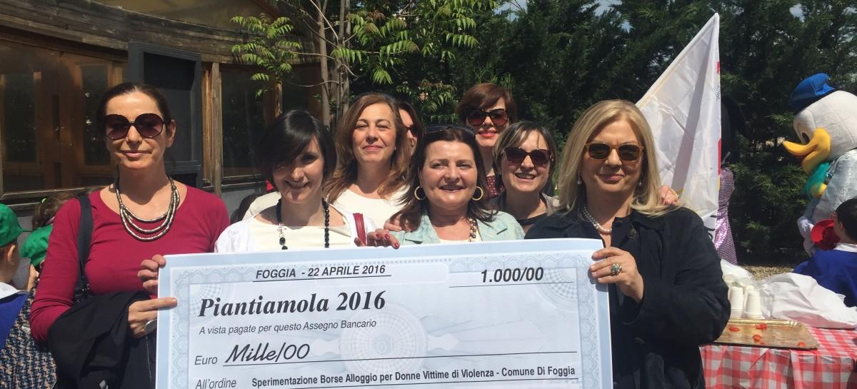 La Giornata Mondiale della Terra delle Donne in Campo-Cia a Foggia