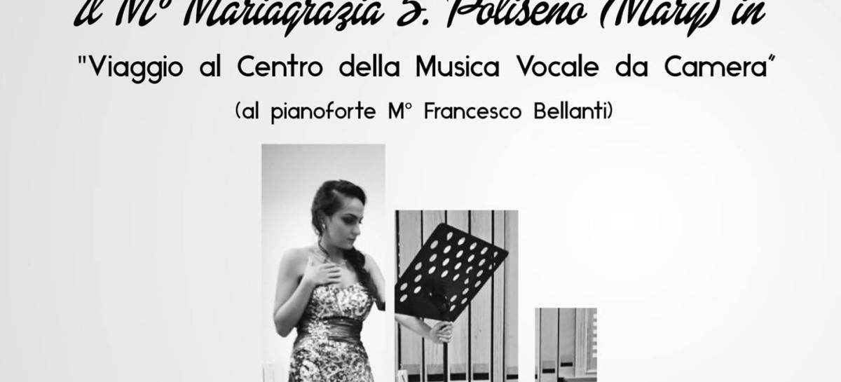 """Troia, Un soprano e un pianoforte per un """"Viaggio al centro della Musica Vocale da Camera"""""""