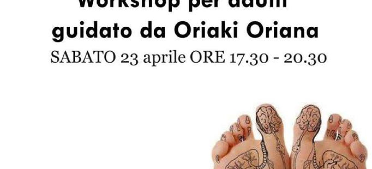 Dall'India all'Australia fino alla Striscia di Gaza. Domani Oriana Oriaki, terapista ayurvedica e esperta di yoga, sarà a Troia, a Skantinato 58