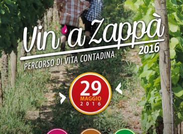 """""""Vin a zappà"""": Foggia lancia la 'zappatura sociale'  – 29 Maggio"""