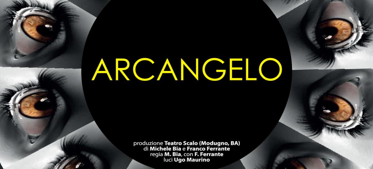 "Teatro dei Limoni, ""Arcangelo"" – ultimo appuntamento GIALLOCORAGGIOSO 2015/16"