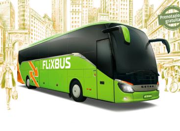 "FlixBus ""arriva"" ad Apricena"