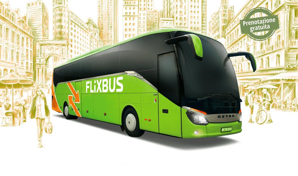Flixbus anche a Cerignola e San Severo: collegamenti giornalieri con Milano e Bologna
