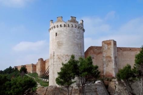 Fortezza di Lucera, Michele Emiliano: Sosterremo le opere di messa in sicurezza