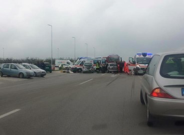 Grave incidente stradale alle porte di San Severo