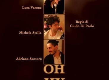 Foggia: Oh My God, il 7 maggio la presentazione del corto di Guido Di Paolo