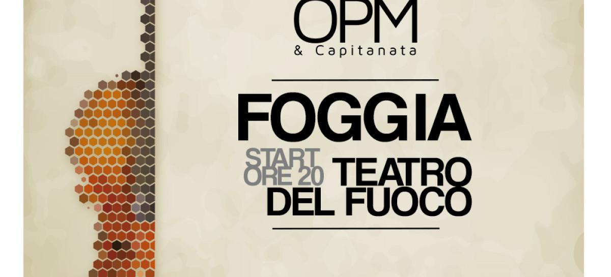 """Teatro del Fuoco, la Grande Orchestra Popolare """"OPM & Capitanata"""" diventa realtà – 14 Maggio"""