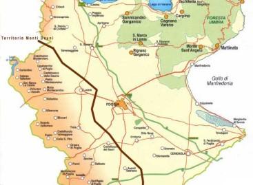Monti Dauni, Rete Viaria: la Regione Puglia convoca una riunione con i Primi Cittadini