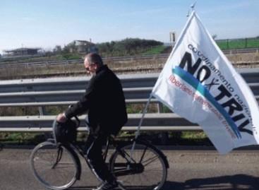 Cerignola, uniti contro il No Triv: Domenica 10 tutti in bici