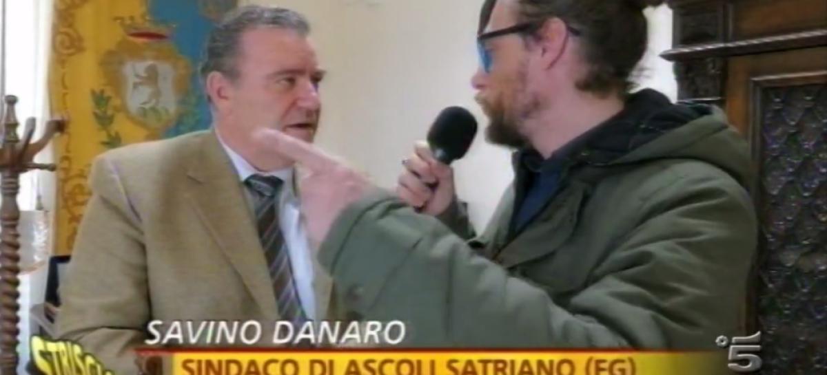 Pinuccio va ad Ascoli Satriano, problematiche relative al costo e ai pagamenti dell'acqua