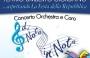 Foggia, DI NOTA IN NOTA, AL GIORDANO CON 140 PICCOLI FUTURI TALENTI MUSICALI – 1 Giugno