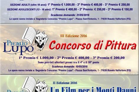 Un Lupo s'aggira per Lucera: 5mila euro per chi lo libera