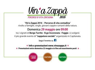"""Foggia, """"Vin' a zappà"""", c'è anche l'Università di Foggia – 29 Maggio"""