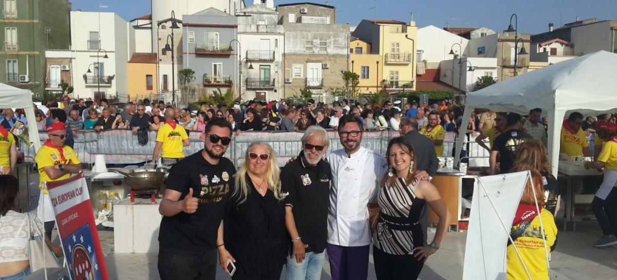 Pizza European Cup Lesina: vince Claudio Vicanò – FOTO