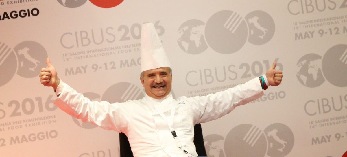Dopo il Cibus di Parma, Peppe Zullo a Matera con Slow Food