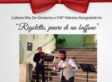 """""""Rigoletto, paure di un buffone"""". Domenica a Skantinato 58 l'opera di  Giuseppe Verdi"""
