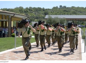 Orsara a Palermo per il Raduno nazionale dei Bersaglieri – 28 Maggio