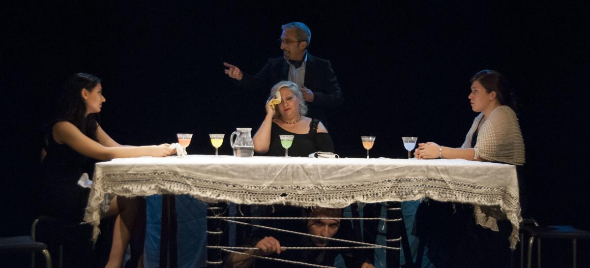 """Foggia, """"Il muro"""": la prova aperta del Livello Avanzato del Laboratorio Sperimentale Indipendente del Teatro dei Limoni"""