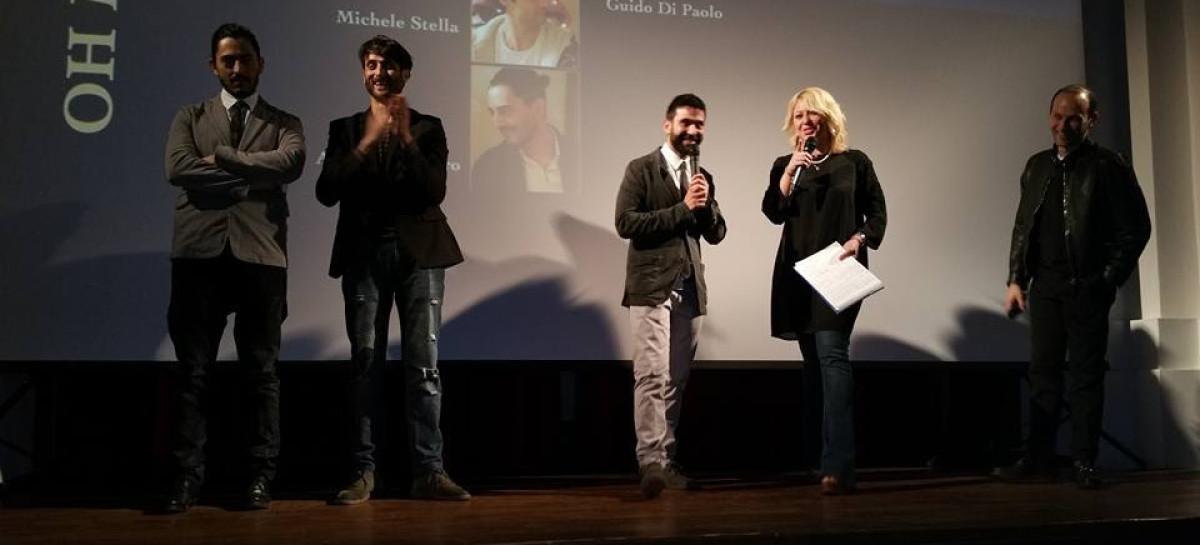 Oh My God, successo di pubblico e critica alla presentazione del corto