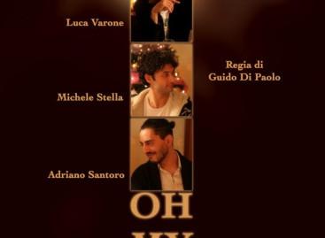 Foggia: Domani la presentazione al pubblico di 'Oh My God' – 7 Maggio