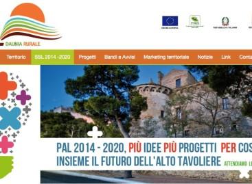 Gal Daunia Rurale, il Piano di Azione Locale 2014-2020