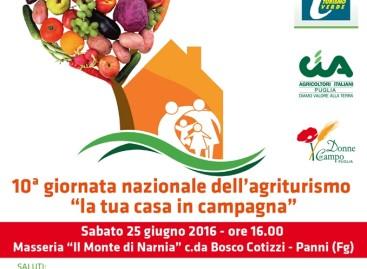 Giornata Nazionale dell'Agriturismo, in Puglia una notte da favola