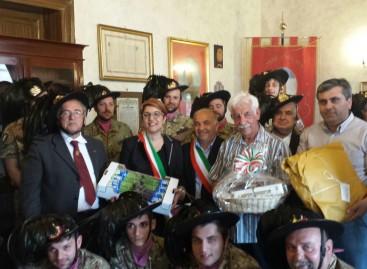 Orsara-Sicilia, nuovi rapporti con i comuni del Palermitano