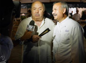 """Peppe Zullo e la festa a Lino Banfi: """"E' stato un grande onore"""""""