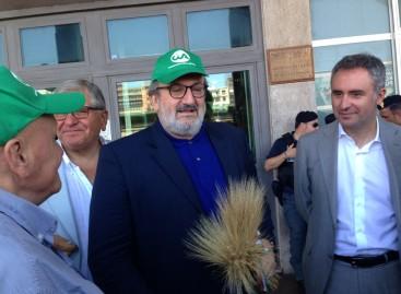 """Grano, Cia Puglia: """"Stop importazioni, pronti a sciopero della semina"""""""
