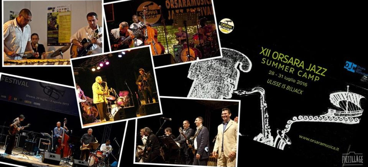 Orsara Jazz con Argo's Dream, Siren Folk Songs e Telemaco's Machine