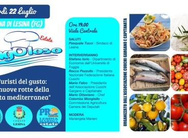 Il Gargano è Lagoloso: a Marina di Lesina festa dei sapori lagunari