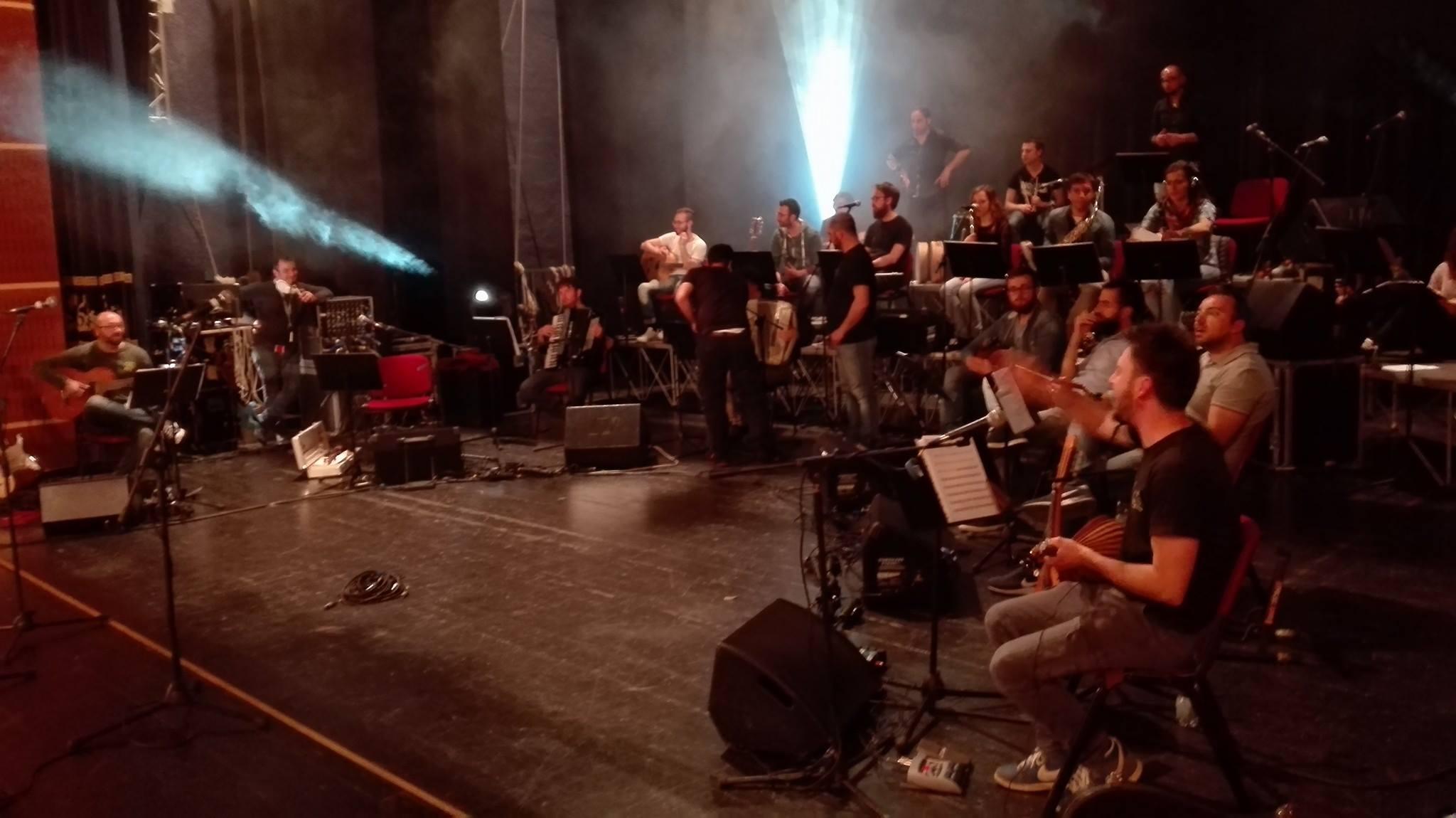 """Martedì 26 Luglio a Monte Sant'Angelo torna la Grande Orchestra Popolare """"OPM & Capitanata"""", nella splendida cornice di FestambienteSud"""