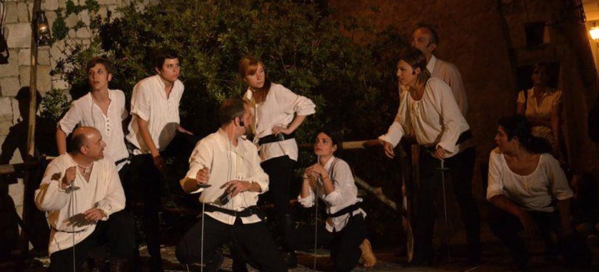 """Teatro dei Limoni, """"Sangue"""" workshop estivo di recitazione"""