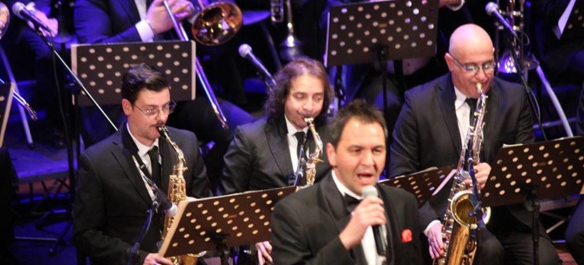 LA OFFICINE MUSICALI BIG BAND SUONA SINATRA PER FOGGIA ESTATE