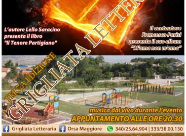 Orsara e Montaguto: il 10 la Grigliata che unisce due paesi