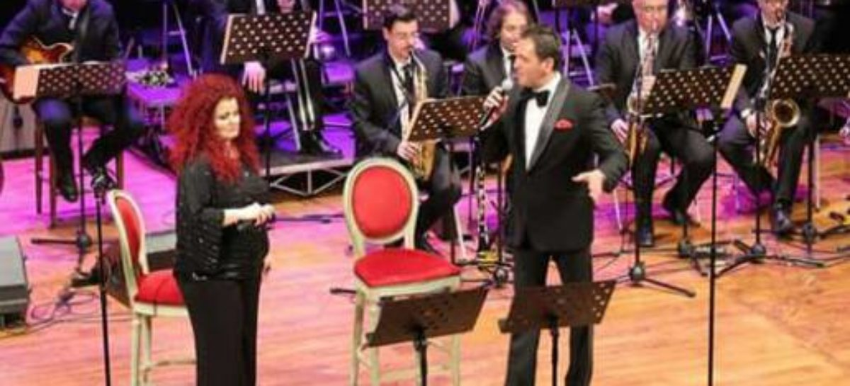 FRANK SINATRA CHIUDE FOGGIA ESTATE Martedì l'omaggio a The Voice della Officine Musicali Big Band di Leo Marcantonio e Antonio Piacentino
