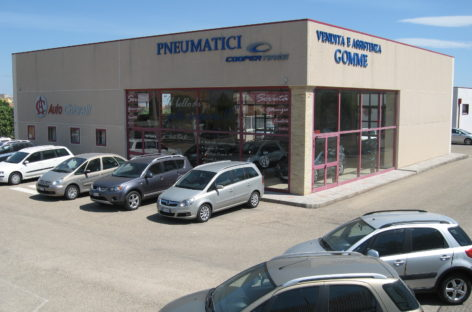 Concessionaria AutoChiarelli, Casalnuovo Monterotaro