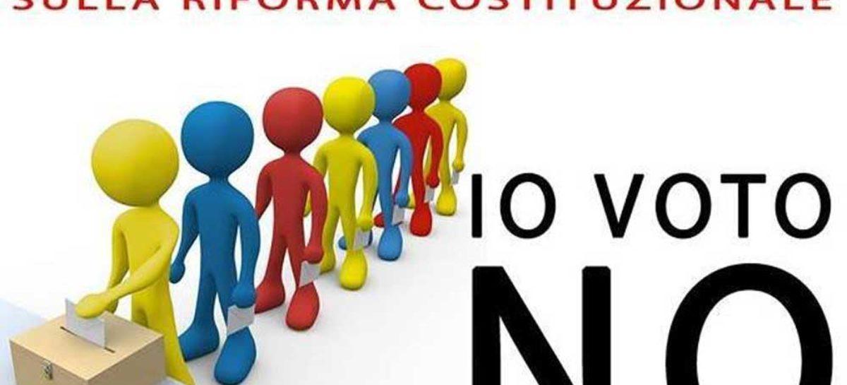 Si costituisce oggi a Troia il Comitato per il NO al Referendum. Tutta l'opposizione aderisce