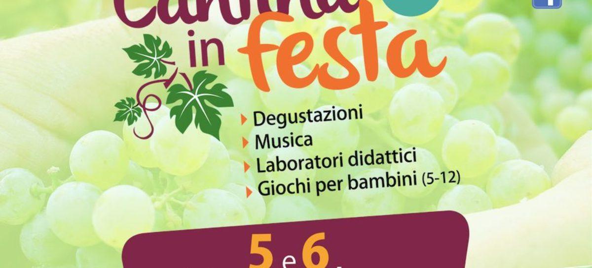 Foggia, Cantina in Festa a Borgo Incoronata: il programma del 5 e 6 novembre