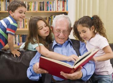 Nonni di Capitanata, sono loro i nuovi eroi delle famiglie