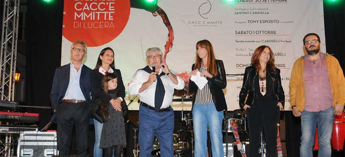 La Festa del Cacc'e Mmitte si conferma, tre grandi serate in Piazza Duomo