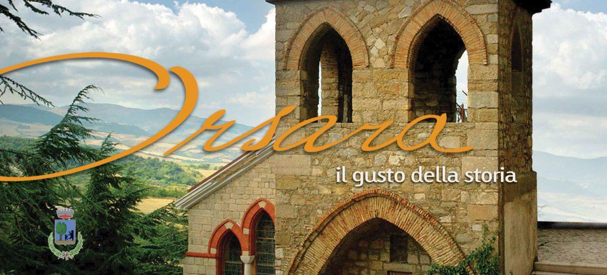 Orsara, domenica 'arancione' con la Sagra del Maiale Nero – 9 Ottobre