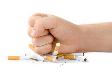 Salvatore Panza, Addio fumo: alcuni consigli per smettere di fumare
