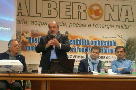 Alberona e Monti Dauni al centro della green economy di Capitanata